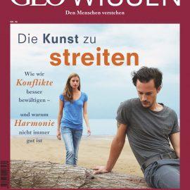 """Lesetipp: Schwerpunkt """"Innere Konflikte"""" in GEO Wissen Nr. 59/2017"""