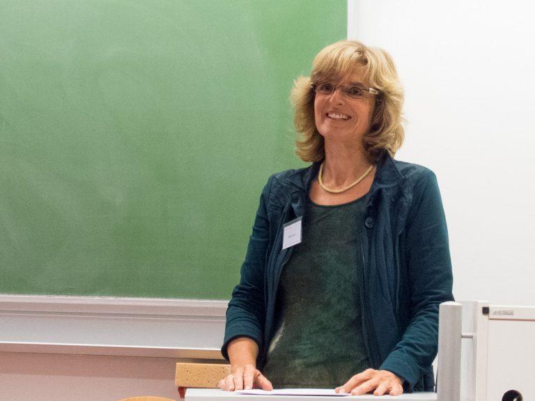 Foto Prof. Dr. Renate Kosuch