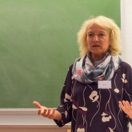 Vortrag von Prof. Dr. Telse Iwers am 15.4.2019 zu Introvision & Achtsamkeit online