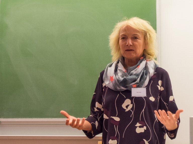 Foto Prof. Telse Iwers