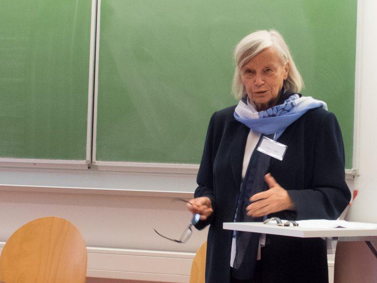 Foto Prof. Dr. Angelika C. Wagner