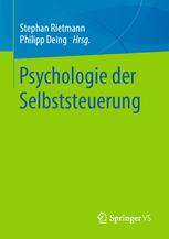Neue Aufsatzveröffentlichungen von Prof. Wagner und Prof. Kosuch in Handbuch zur Psychologie der Selbststeuerung